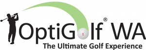 OptiGolf WA logo